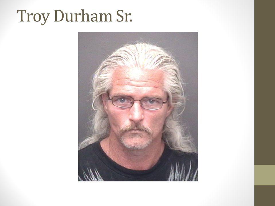 Troy Durham Sr.