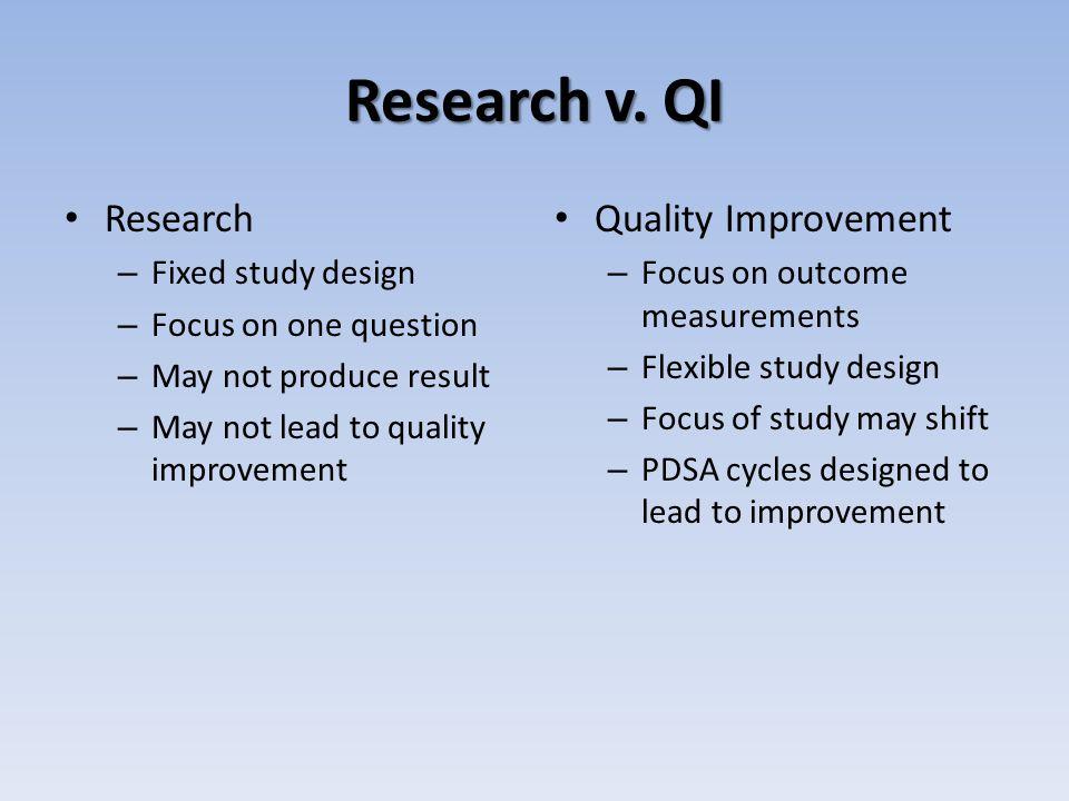 Research v.