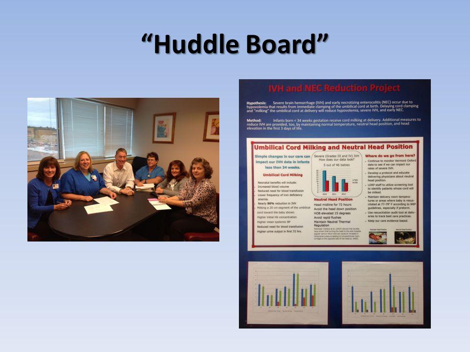 Huddle Board