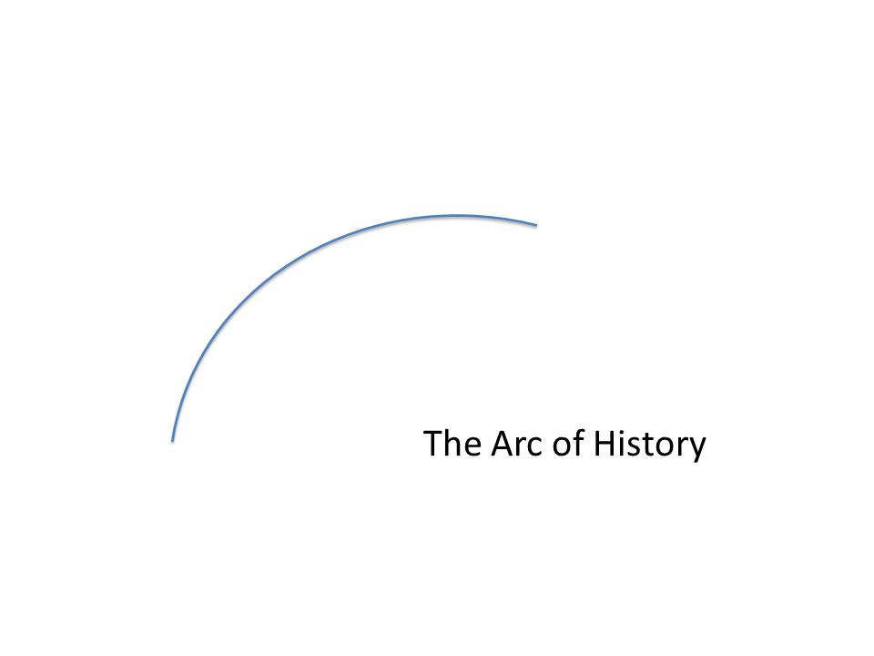 The Arc of History
