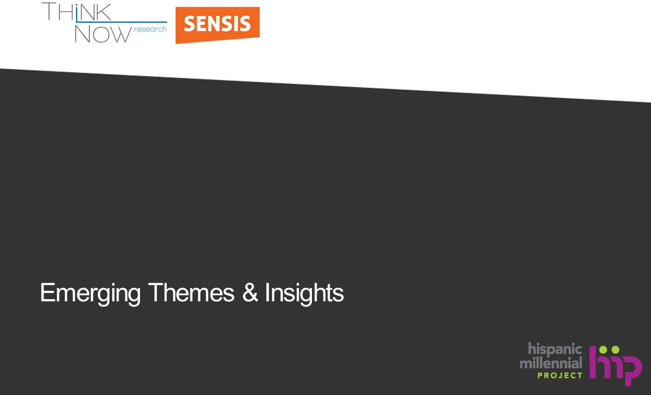 Emerging Themes & Insights