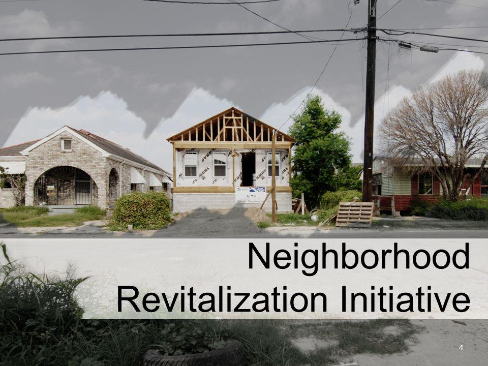 Neighborhood Revitalization Initiative 4