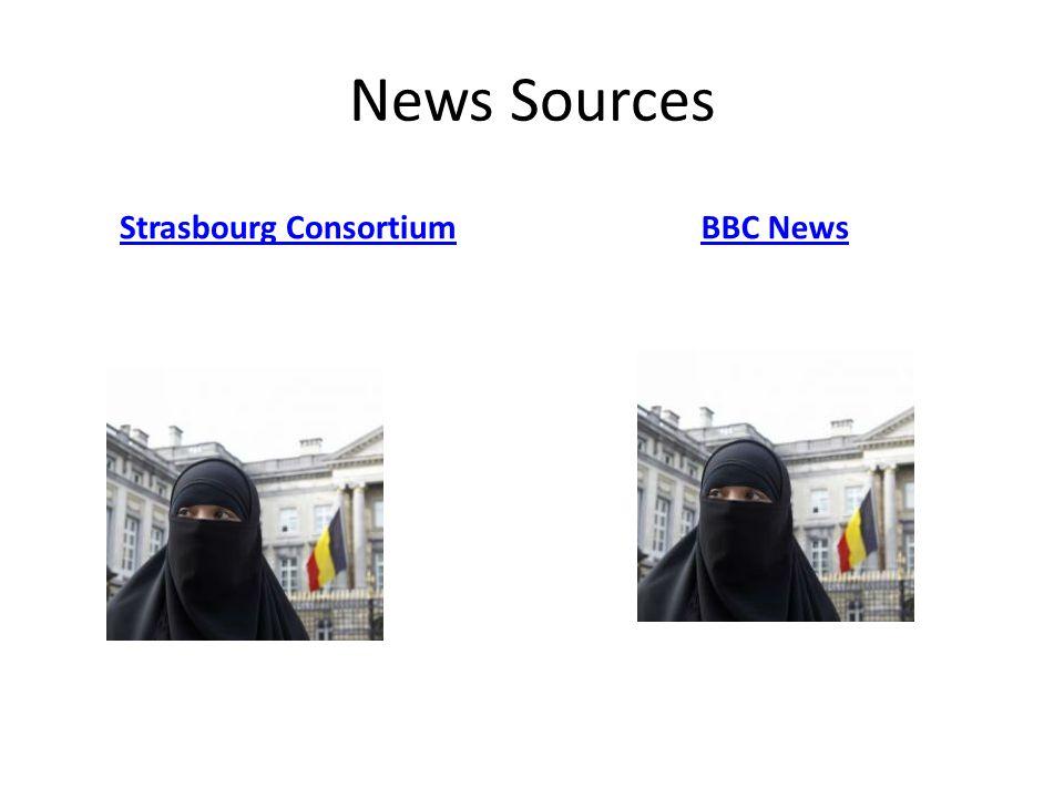 News Sources Strasbourg ConsortiumBBC News