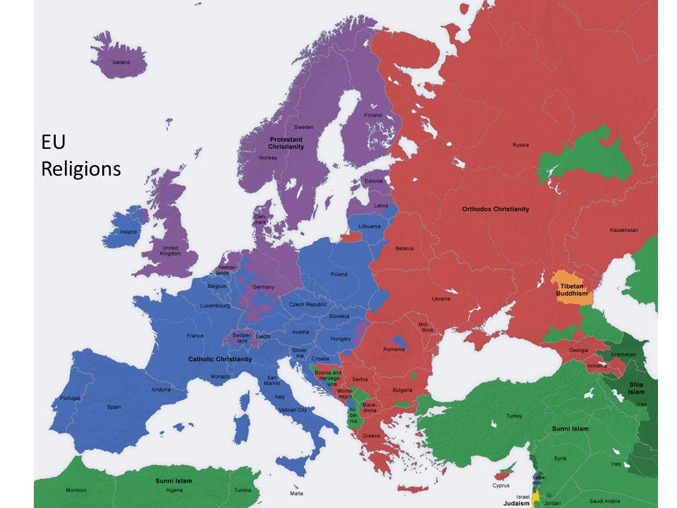 EU Religions