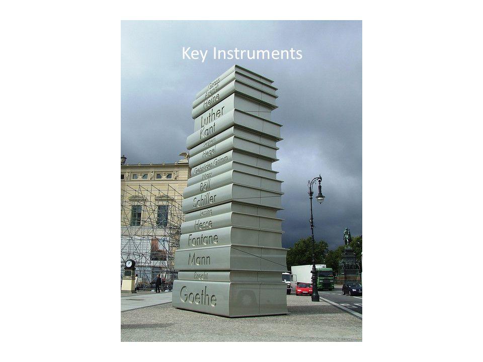 Key Instruments