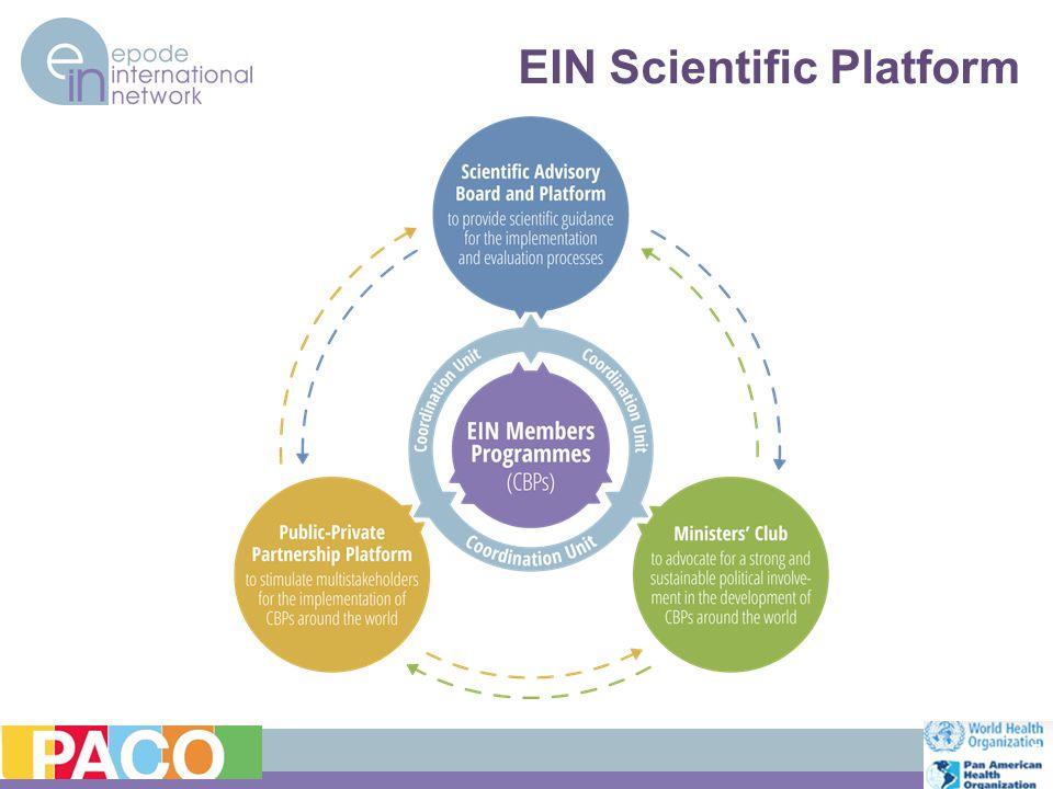 5 EIN Scientific Platform