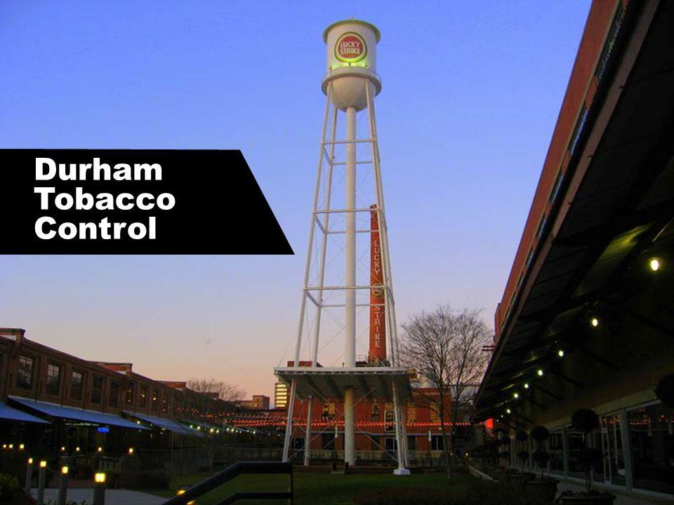 Durham Tobacco Control