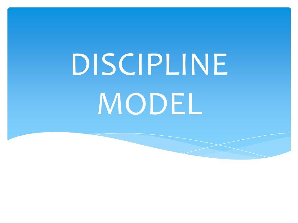DISCIPLINE MODEL