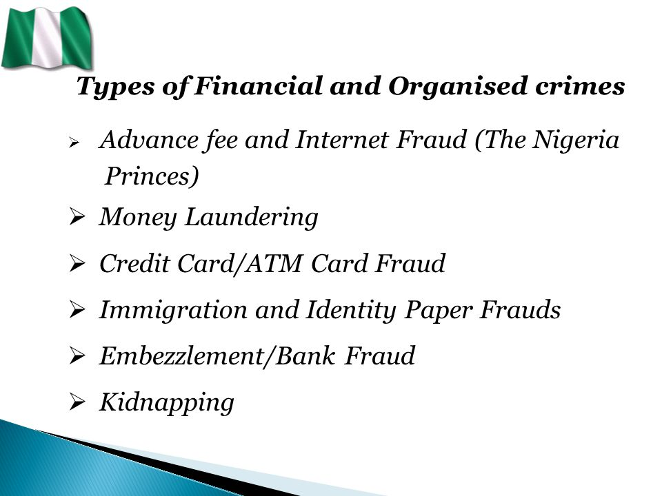 ADVANCE FEE AND INTERNET FRAUD (THE NIGERIA PRINCE) THE FRAUDSTER VS THE GREEDY