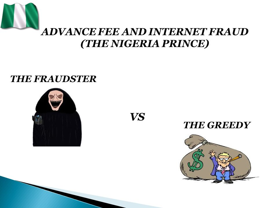 Classic examples of Nigeria e-mail scam. (Source: Hoax-slayer)