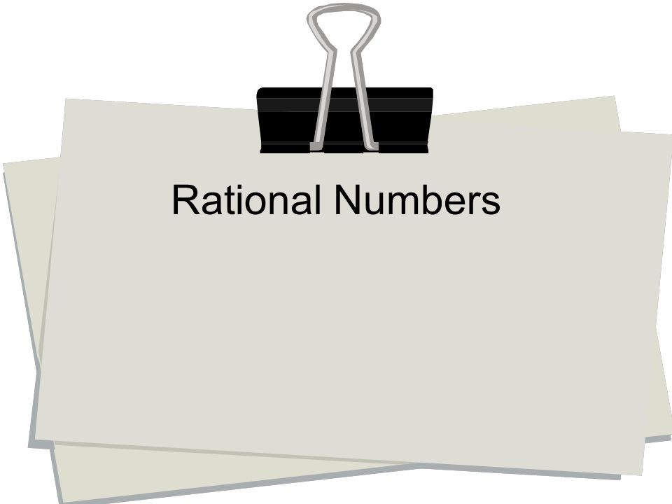 Any number that can be written as a fraction