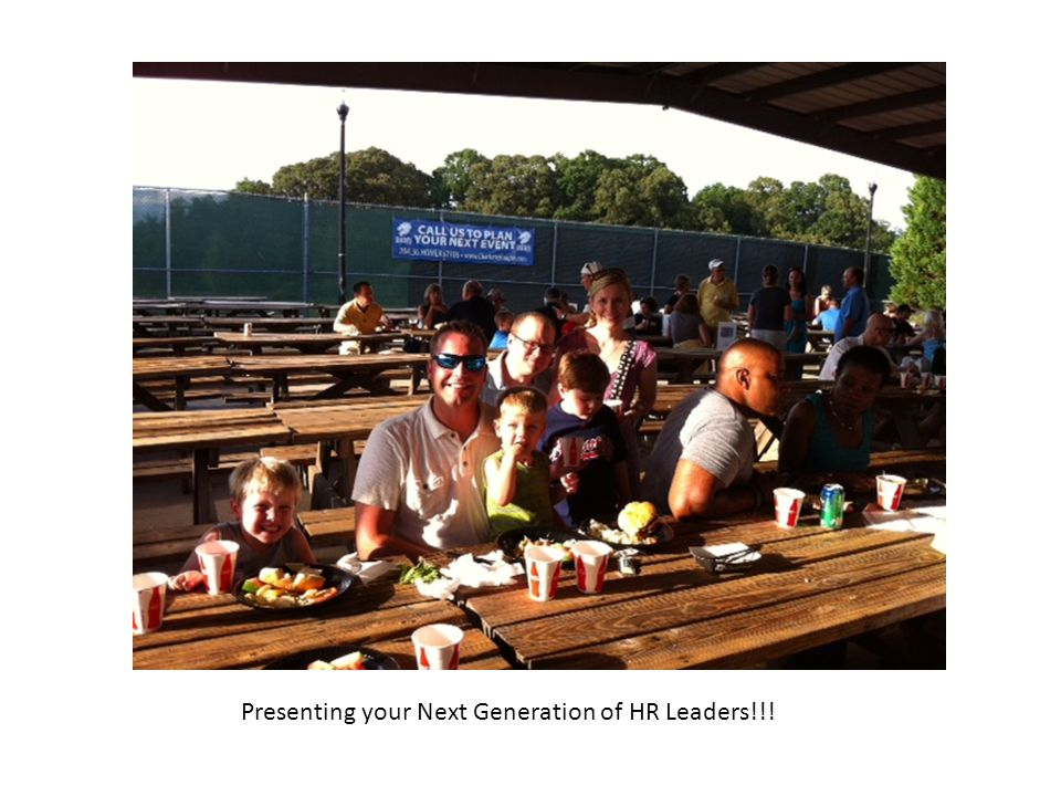 Presenting your Next Generation of HR Leaders!!!
