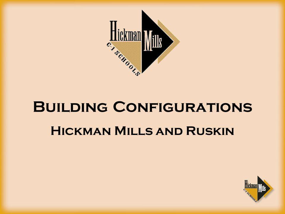 RHS Ruskin High School HMHS Hickman Mills High School