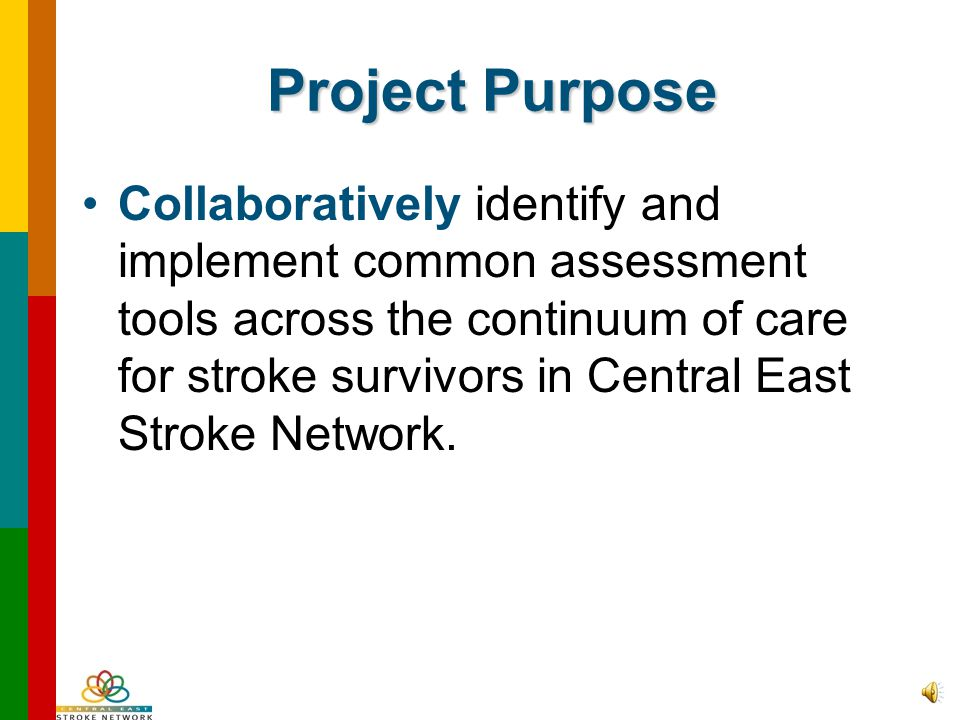 Central East Stroke Network
