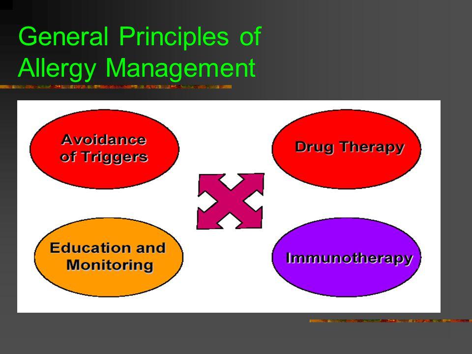 History of Allergen Immunotherapy