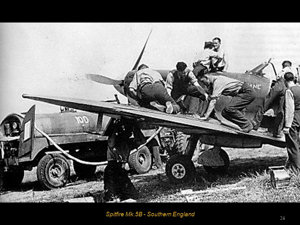 Spitfire Mk.5B - Southern England 24