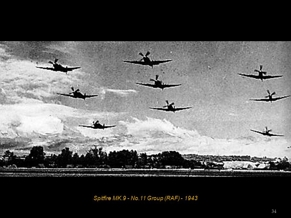 Spitfire MK.9 - No.11 Group (RAF) - 1943 34