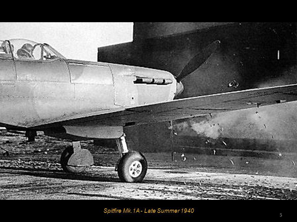 Spitfire Mk.1A - Late Summer 1940 5