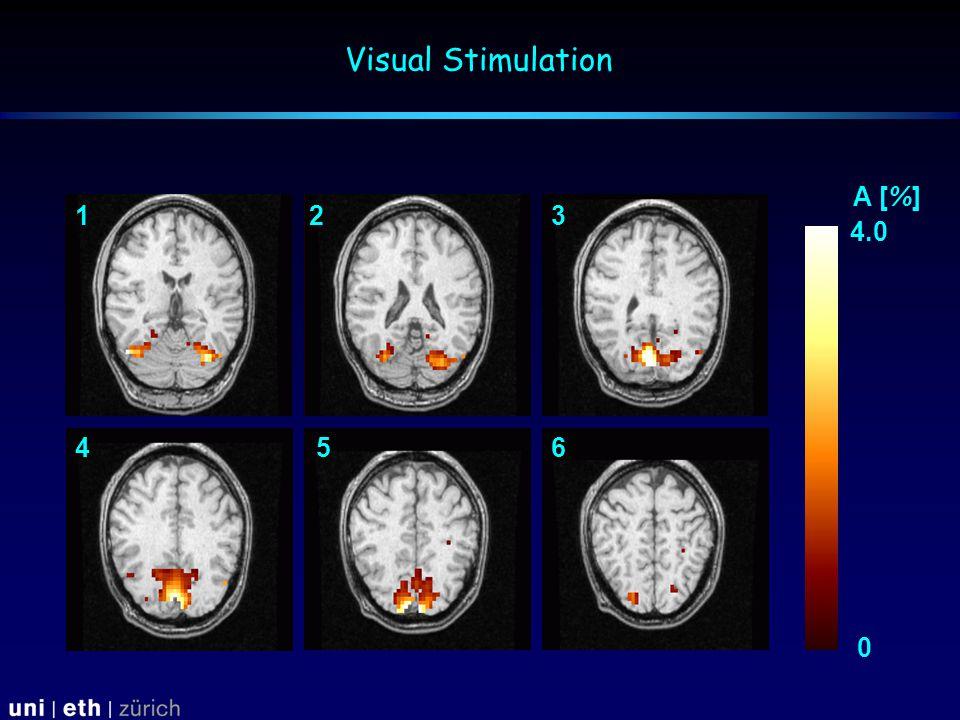 Visual Stimulation 4.0 0 A [%] 123 456