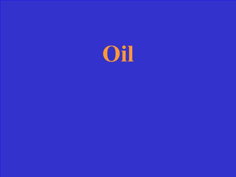 Saudi Arabia's main natural resource is….