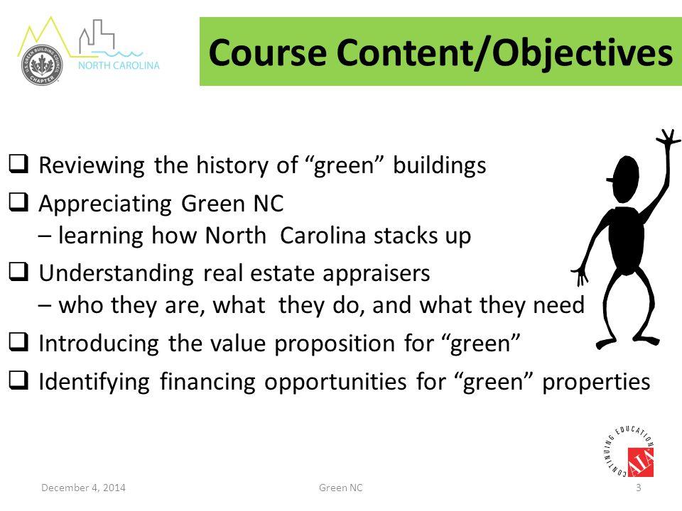  Identifying financing opportunities for green properties 5. FINANCING