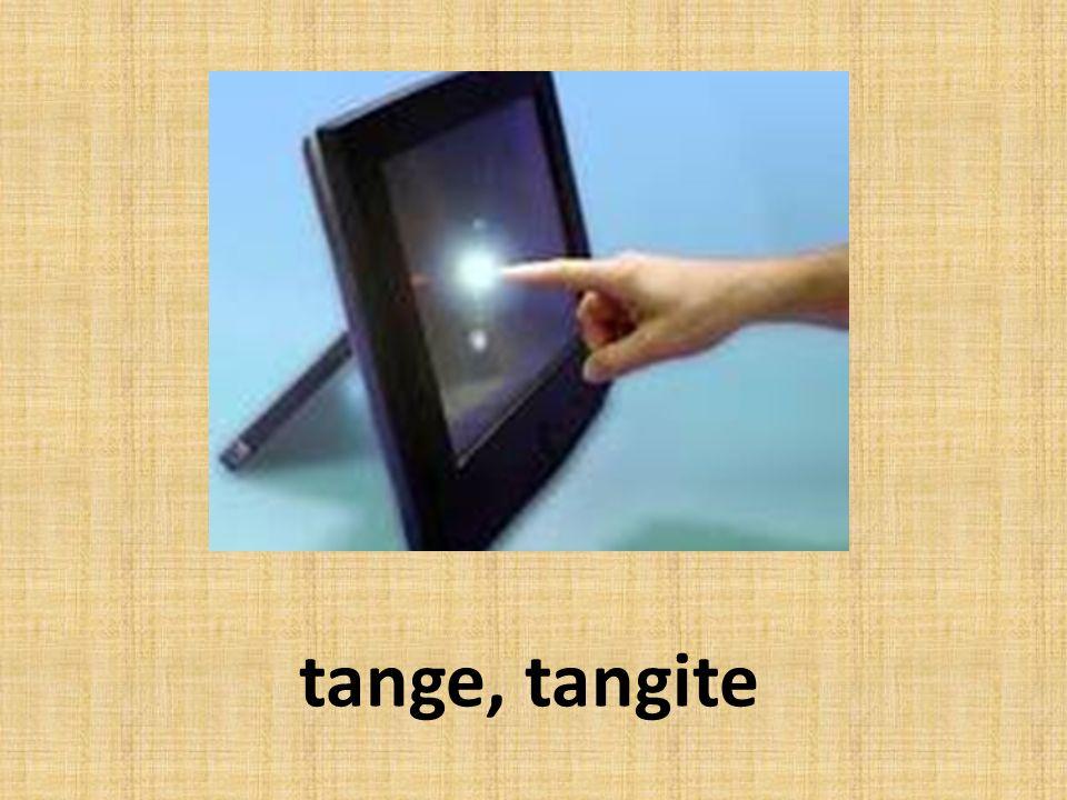 tange, tangite