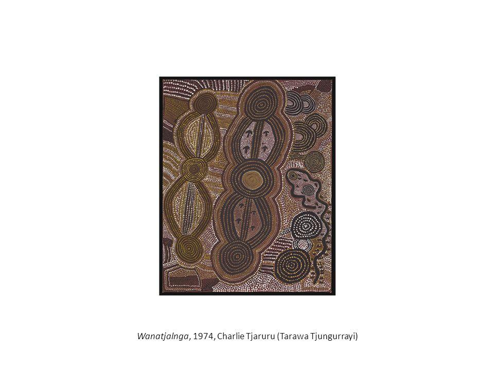 Wanatjalnga, 1974, Charlie Tjaruru (Tarawa Tjungurrayi)