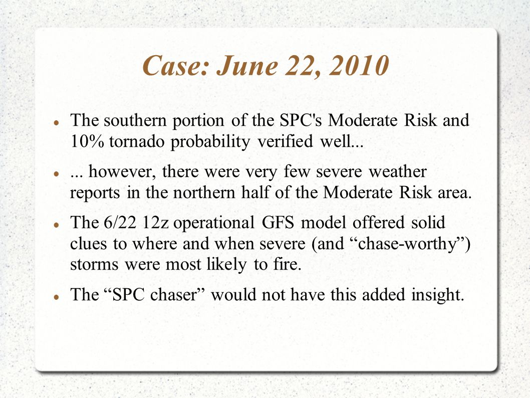 Storm chaser yahoo: Yee haw! Moderate Risk for Watertown, South Dakota. Me gone!