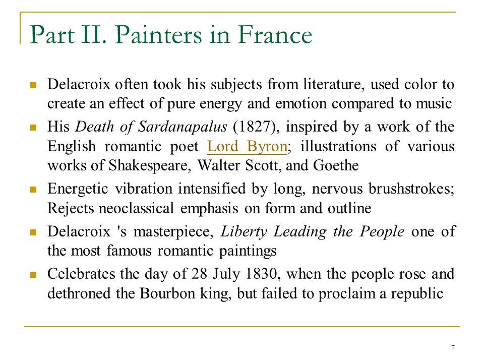 8 Delacroix. Liberty Leading the People (28 July 1830). 1830. Oil on canvas. Louvre, Paris
