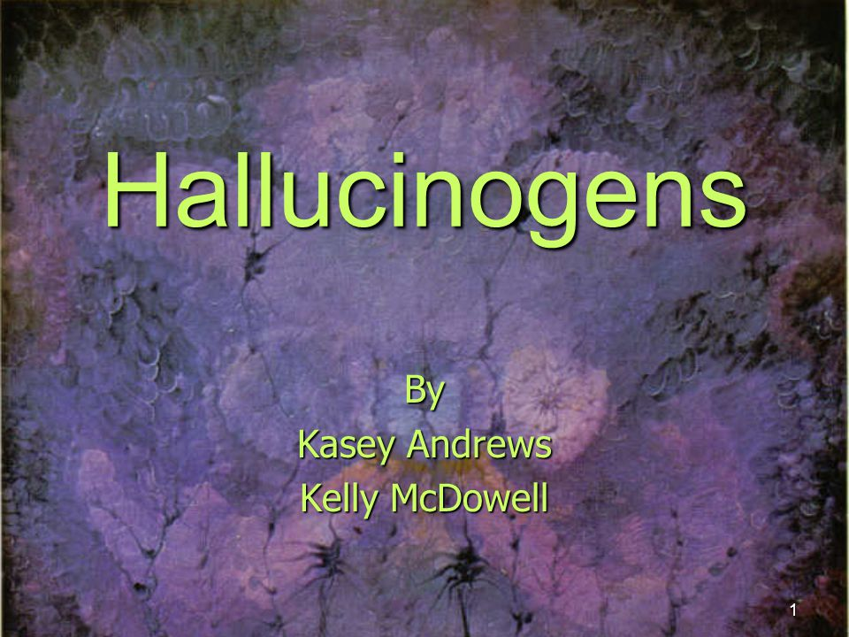2 Statistics  1965-1971: Hallucinogen use rose tenfold from 90,000 to 900,000 new users.