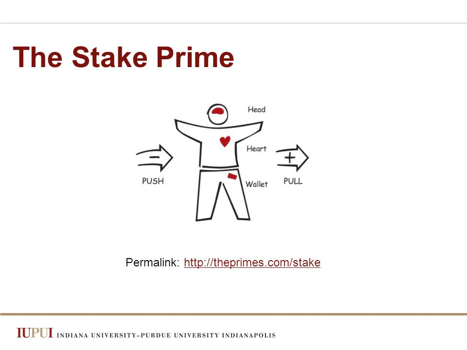 The Stake Prime Permalink: http://theprimes.com/stakehttp://theprimes.com/stake