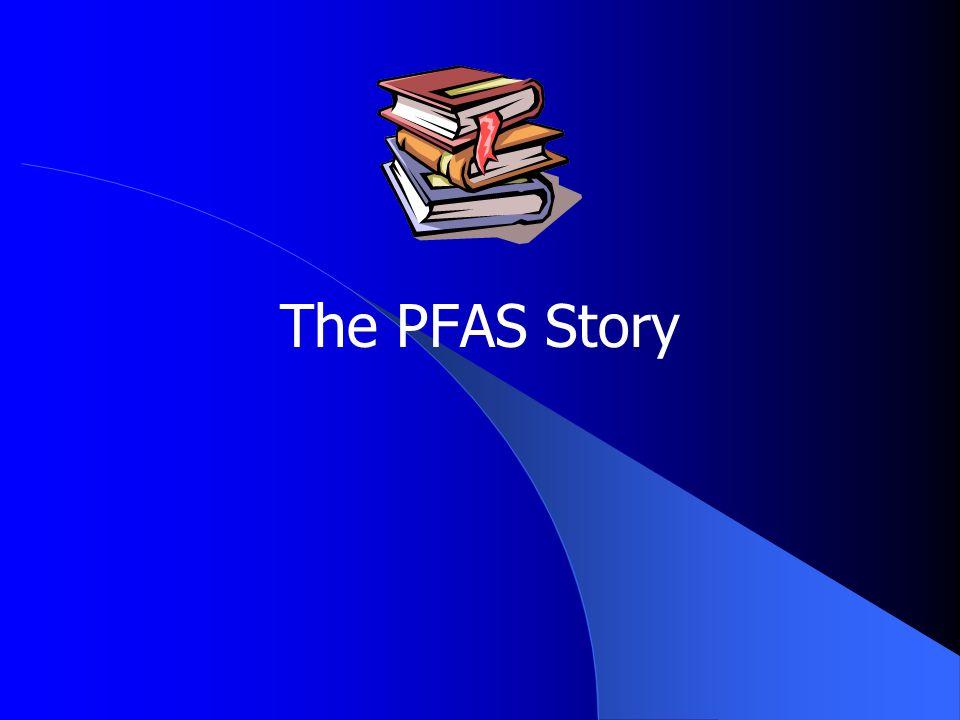 The PFAS Story