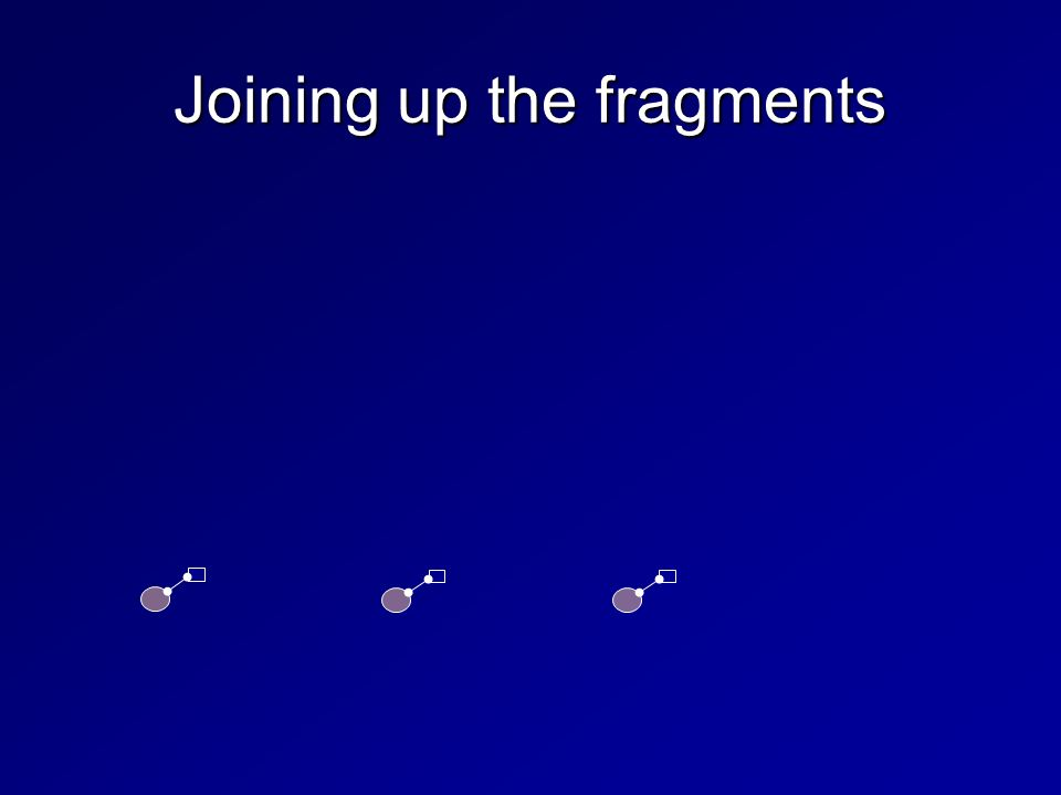 Joining up the fragments