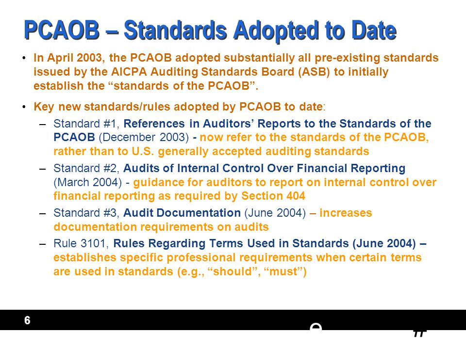 # e 7 Responding to the New Environment Recent Changes to E&Y Global Audit Methodology –Changes focus on importance of professional skepticism, audit quality, and diligent execution of procedures –Increased emphasis on: planning and coordinating multi-location engagements procedures to test and report on internal controls (for public companies) preparation and retention of documentation (presumption: if not documented, not done) independent review partner and national consultation requirements identifying and responding to fraud risks, including the use of journal entries to override controls testing estimates, fair values, and income tax accounts Recent Changes to E&Y Global Audit Methodology –Changes focus on importance of professional skepticism, audit quality, and diligent execution of procedures –Increased emphasis on: planning and coordinating multi-location engagements procedures to test and report on internal controls (for public companies) preparation and retention of documentation (presumption: if not documented, not done) independent review partner and national consultation requirements identifying and responding to fraud risks, including the use of journal entries to override controls testing estimates, fair values, and income tax accounts