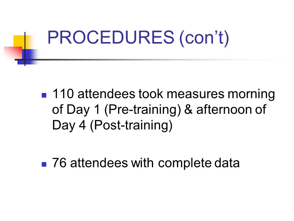 PROCEDURES FOR STUDY 1 Externships in  Salt Lake City  San Francisco  Houston  Los Angeles  Ottawa