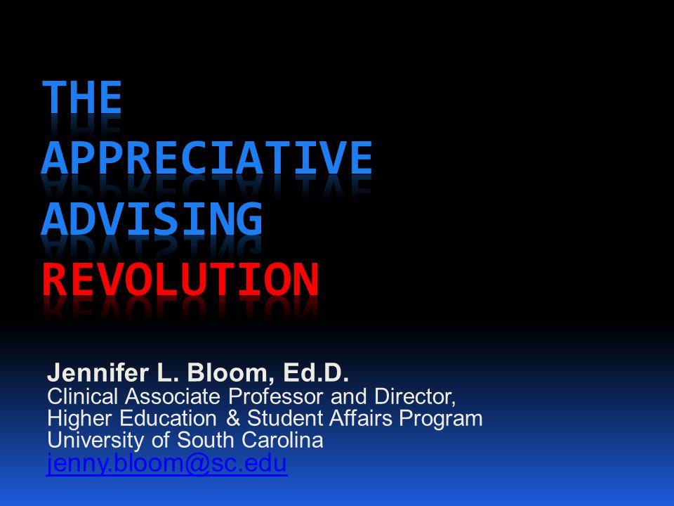 Jennifer L. Bloom, Ed.D.