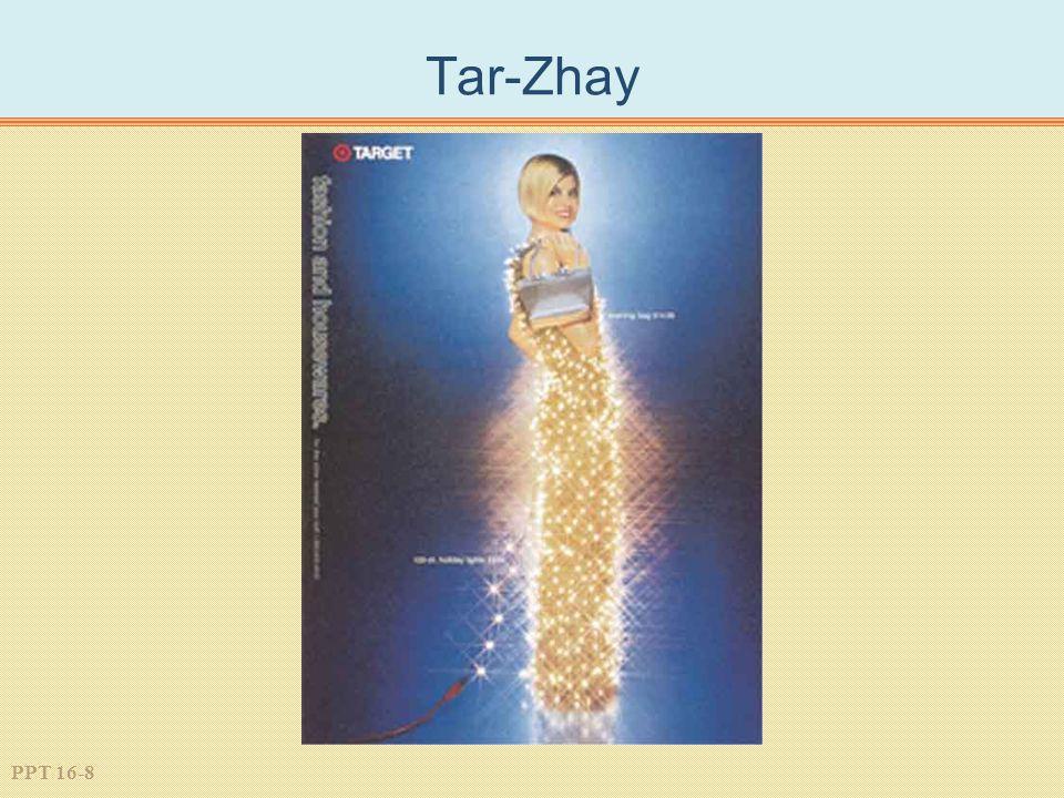 PPT 16-8 Tar-Zhay
