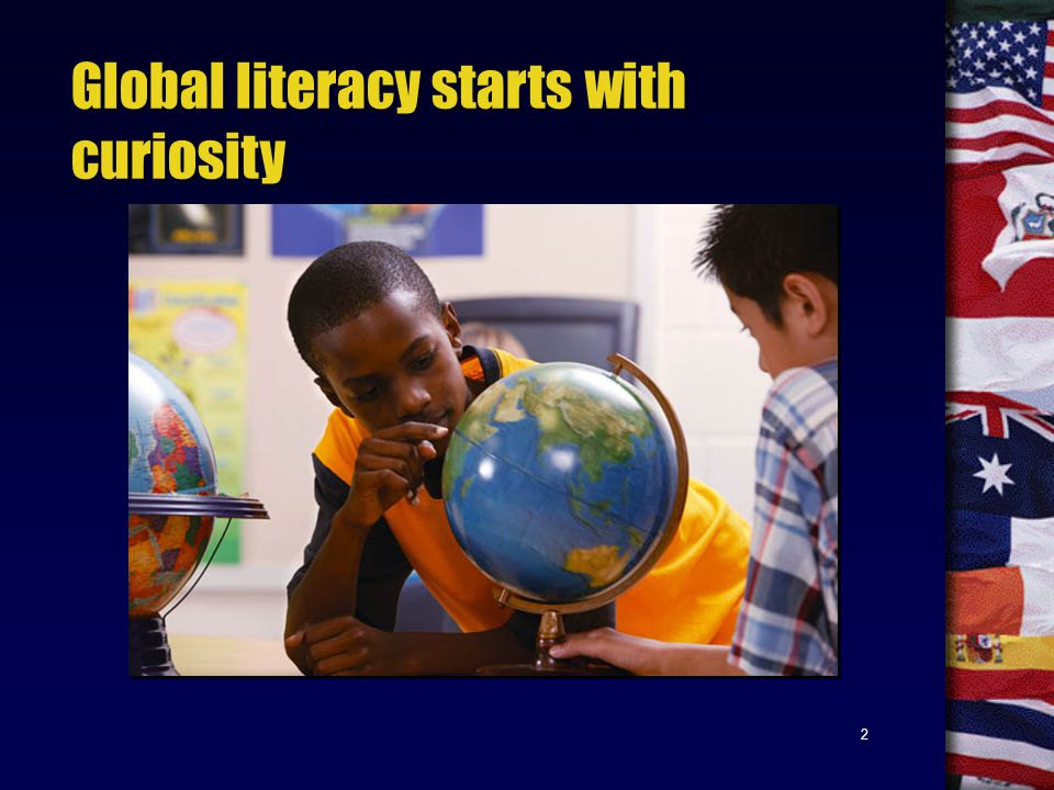 2 Global literacy starts with curiosity