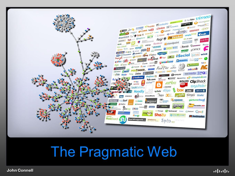 John Connell The Pragmatic Web