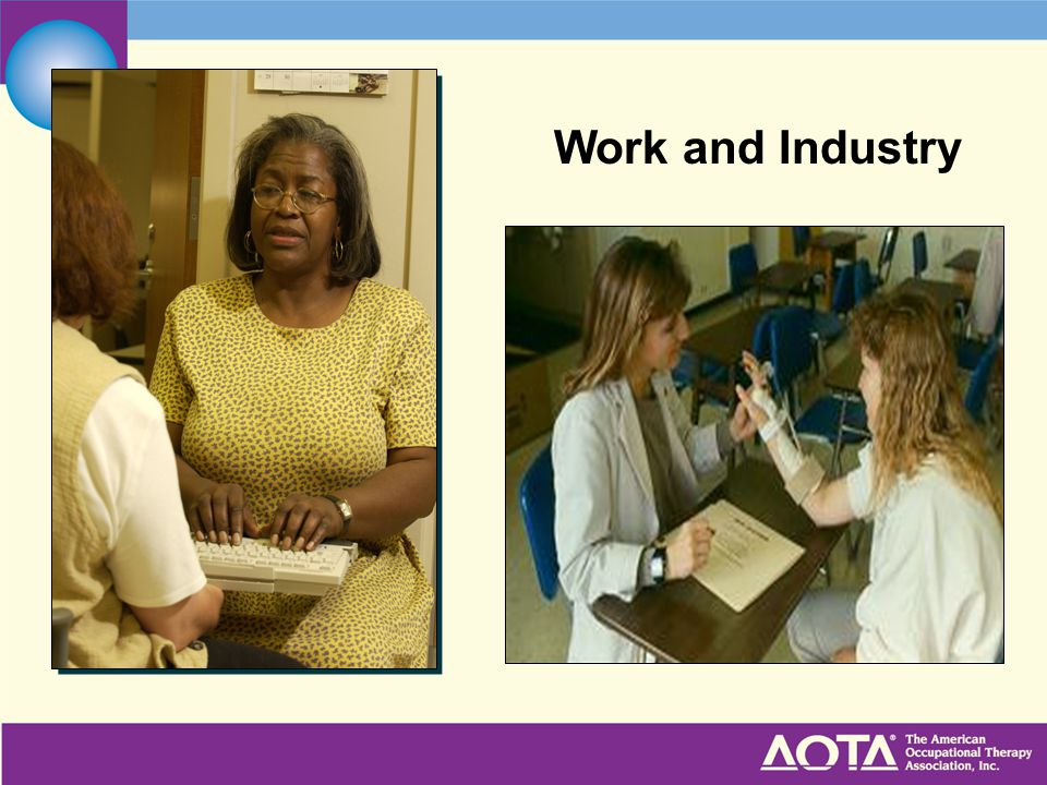 Work and Industry