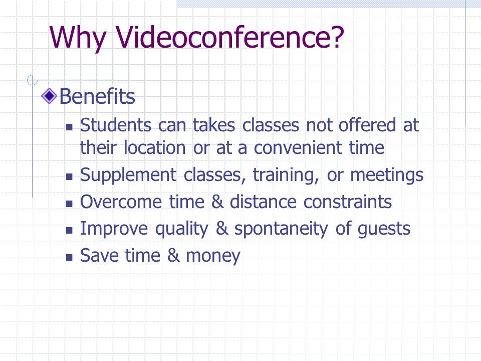 Videoconferencing Demonstration ESF – UMU Joe Smith and Ross Jacobs