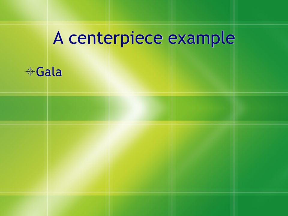  Gala