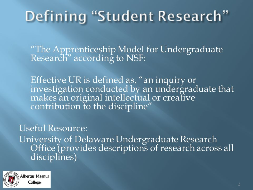 1.Identify AMC faculty with specific research interests who would participate in the program.