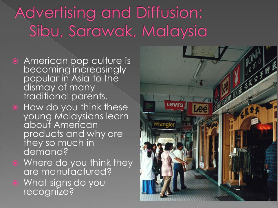  American pop culture is becoming increasingly popular in Asia to the dismay of many traditional parents.