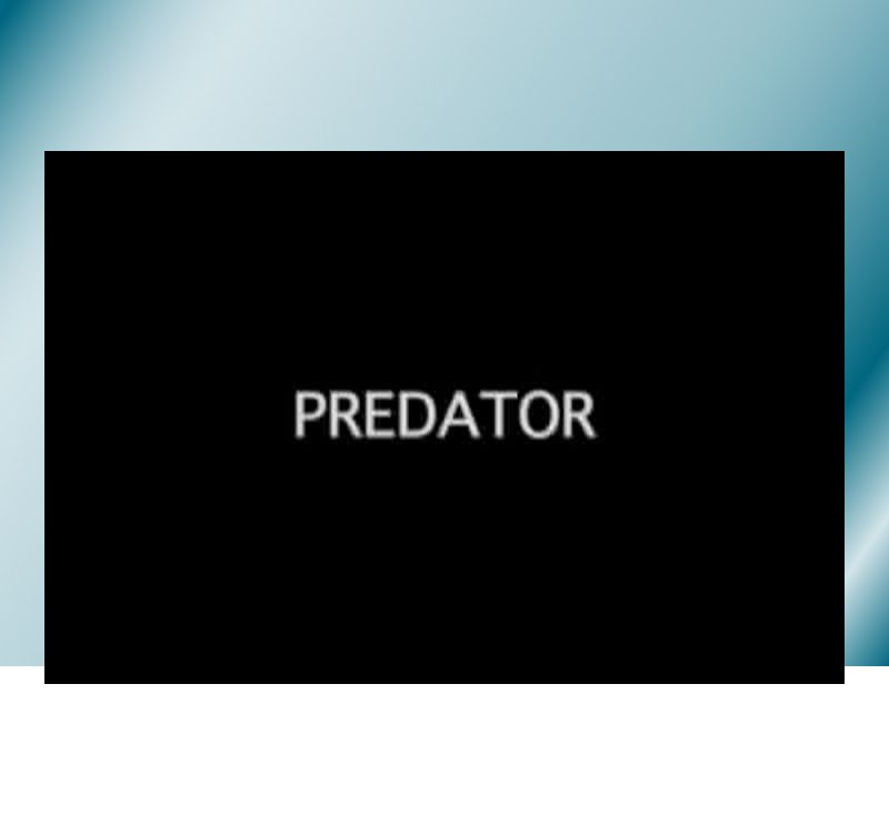 PREDATOR.wmv