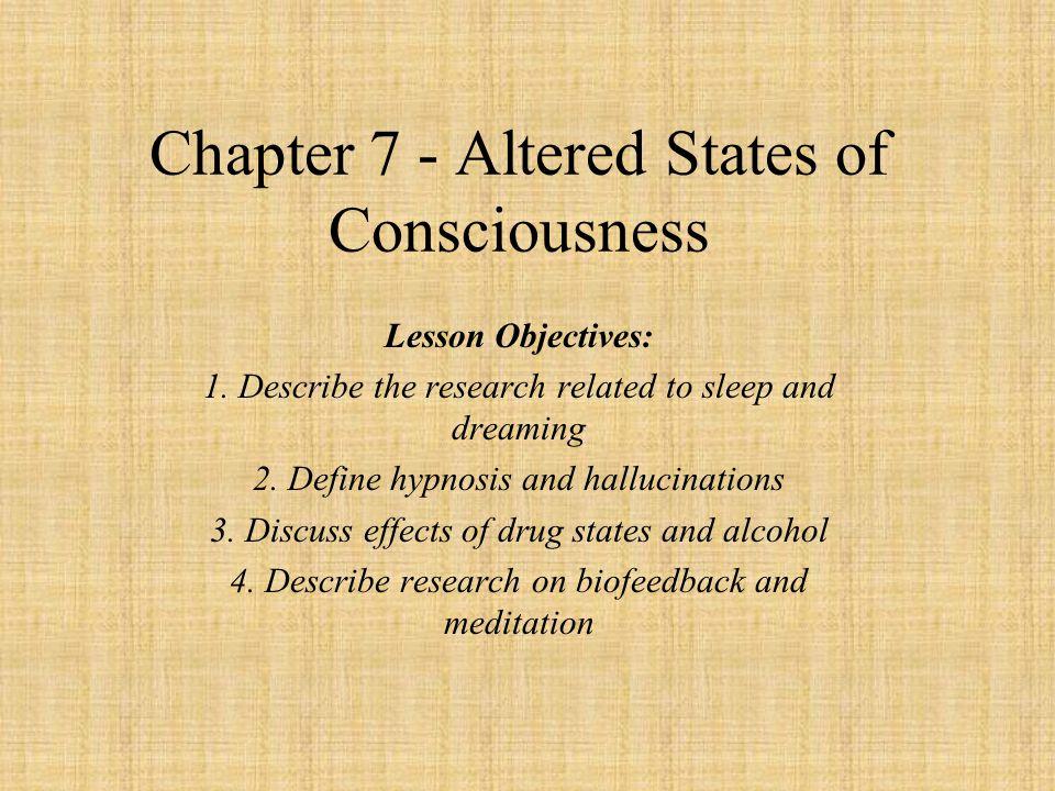 Sleep 75% of sleep time is in Stages 1-4 25% of sleep time is in REM Sleep (Rapid Eye Movement)