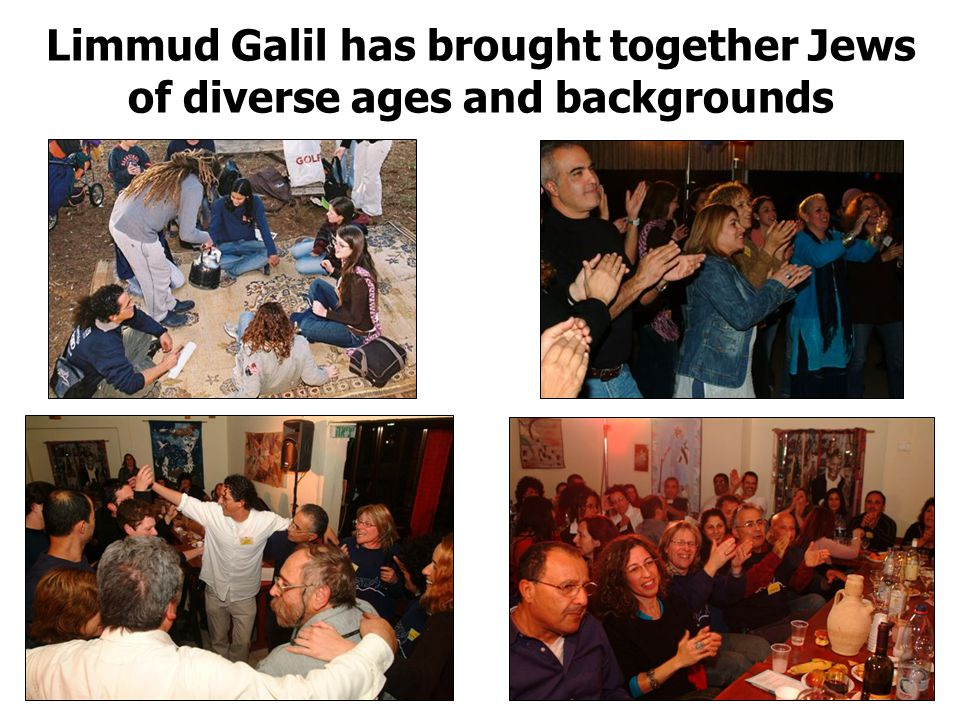 Limmud Galil has brought together Jews of diverse ages and backgrounds