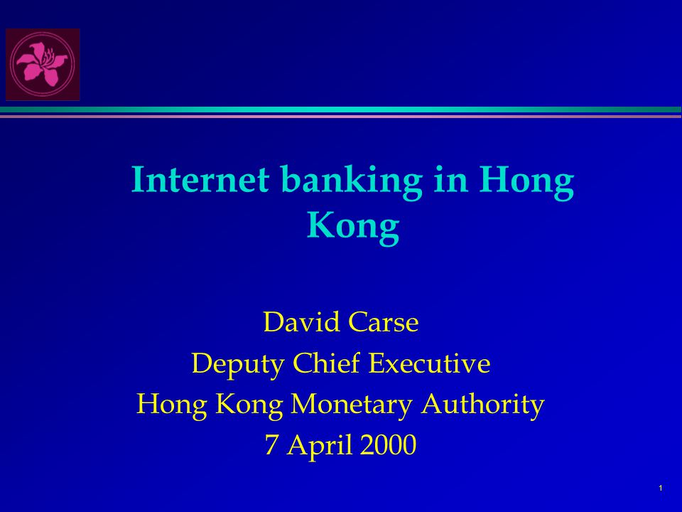 2 The Age of the Internet l Ignore the hype about dot.com companies l The internet is here to stay and will revolutionize banking l Banks that neglect the internet do so at their peril l How to handle the challenge posed by the internet and technology in general is the biggest strategic issue in banking