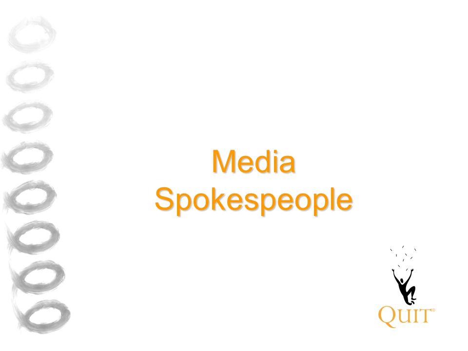 Media Spokespeople