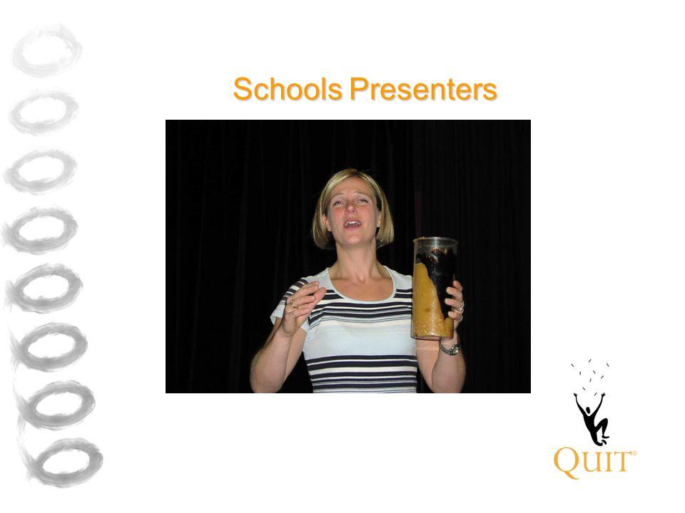 Schools Presenters
